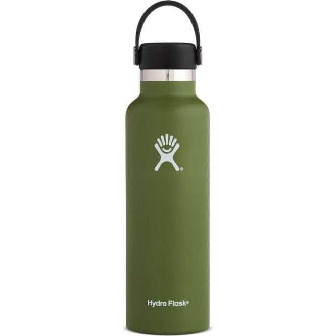Hydro Flask 21oz Standard Mouth Bottle - Olive
