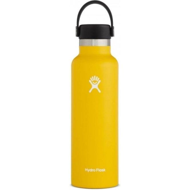 Hydro Flask 21oz Standard Mouth Bottle - Sunflower