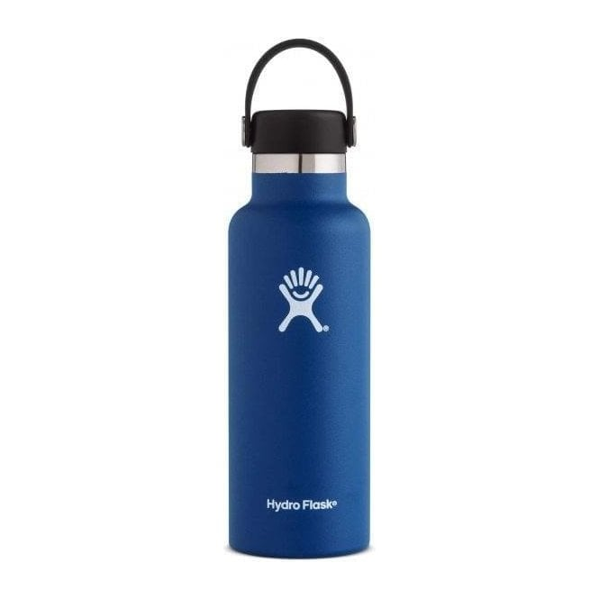 Hydro Flask 21oz Standard Mouth Vacuum Insulated Drinks Bottle - Cobalt