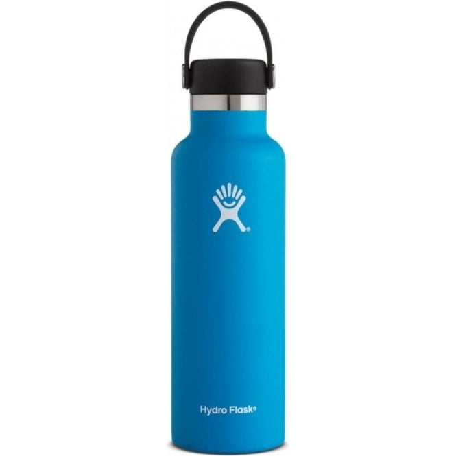 Hydro Flask 21oz Standard Mouth Vacuum Insulated Drinks Bottle - Pacific