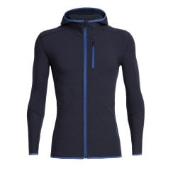 Men's Descender LS Zip Hood