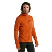 Men's Merino Quantum III Long Sleeve Zip Hoodie