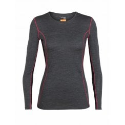 Women's 200 Oasis Deluxe Long Sleeve Crewe