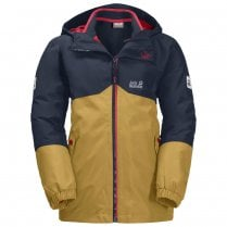 Boys Iceland 3in1 Hardhsell Jacket