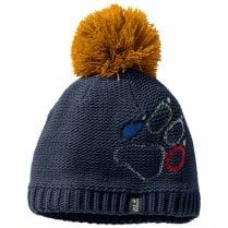 Kids Paw Knit Hat