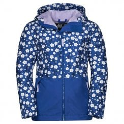 Kids Snowy Days Print Jacket