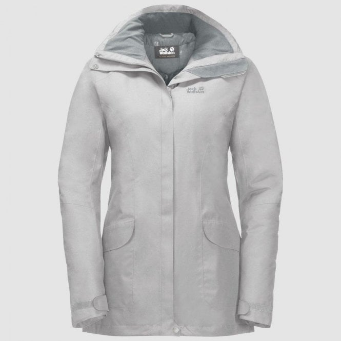 online retailer eb0b1 74f47 Jack Wolfskin Women's Kiruna Trail Winter Hardshell Jacket