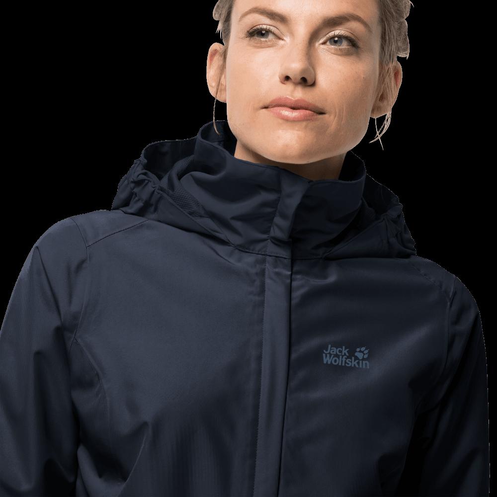 Jack Wolfskin Women's Stormy Point Jacket