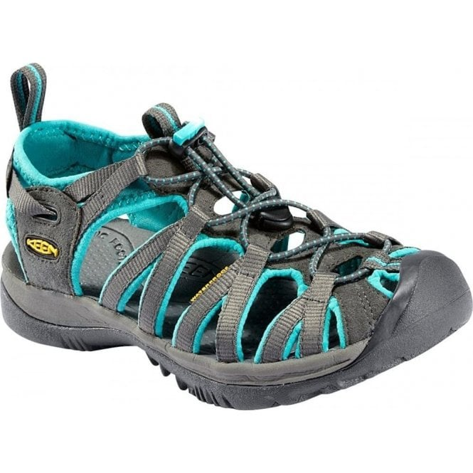 Keen Women's Whisper Sandal - Dark Shadow/Ceramic