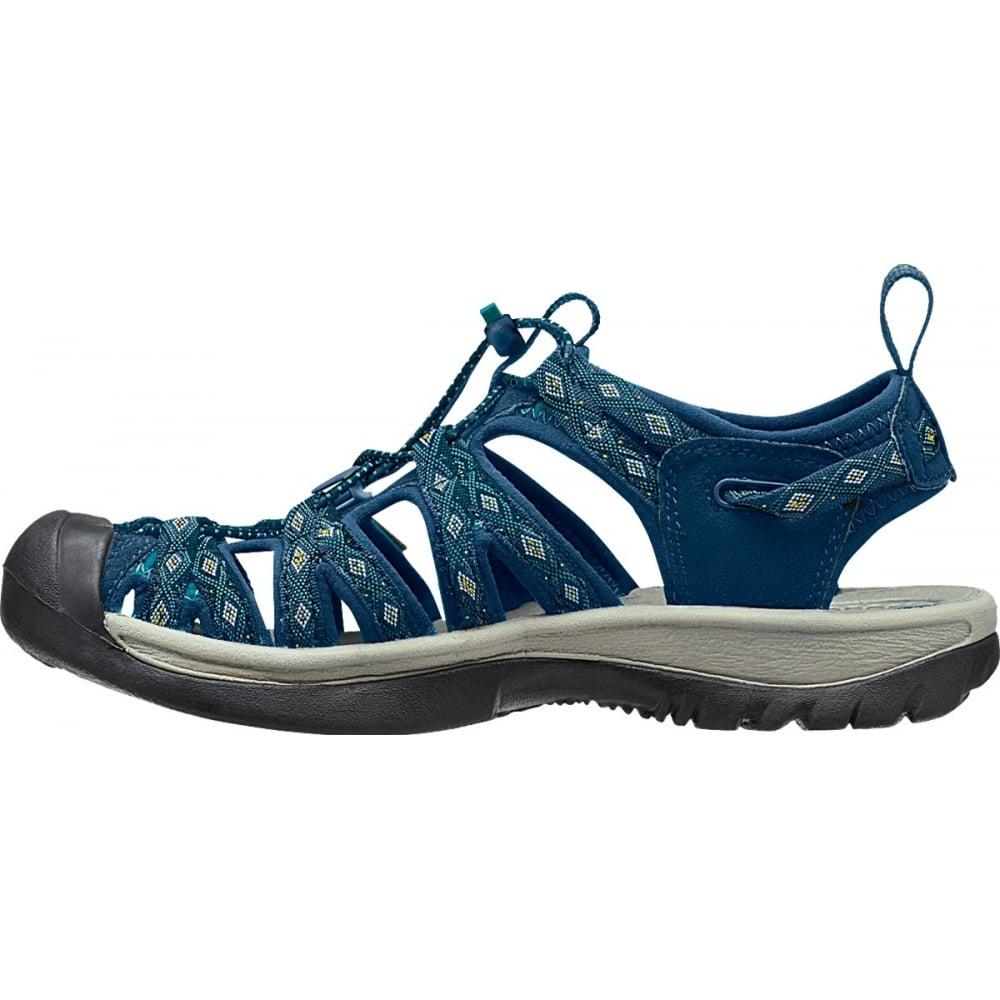 Keen Sandale »Whisper Sandals Women«, blau, blau