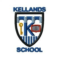 Kellands School Polo Shirt - Adult Size