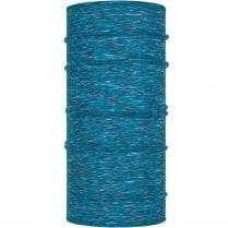 Kid's Lightweight Merino Wool Buff - Ice Multi Stripes