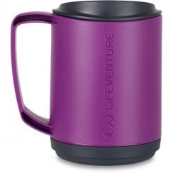 Ellipse Insulated Mug PURPLE