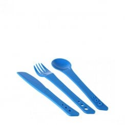 Ellipse Knife Fork & Spoon Set BLUE