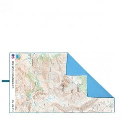 SoftFibre Ordnance Survey Travel Towel - Ben Nevis