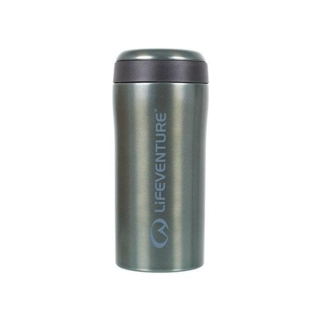 Lifeventure Thermal Mug Gloss Tungsten