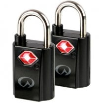 TSA Mini Padlocks - Pack 2