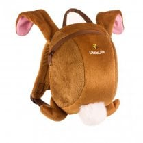 Bunny Rabbit Toddler Backpack with Rein