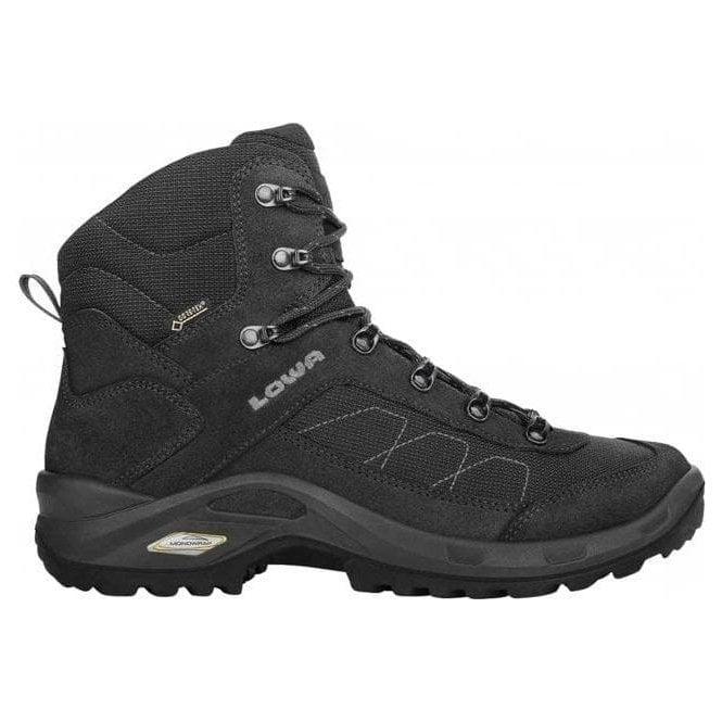 Lowa Men's Taurus II GTX Mid Walking Boots - Black