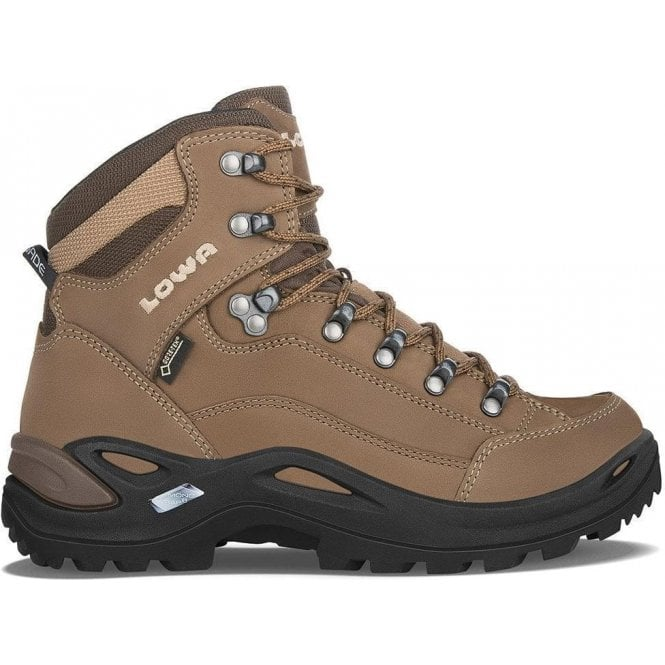 Lowa Women's Renegade GTX Mid - Taupe