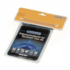 Ortlieb Waterproof Transparent Document Case A6