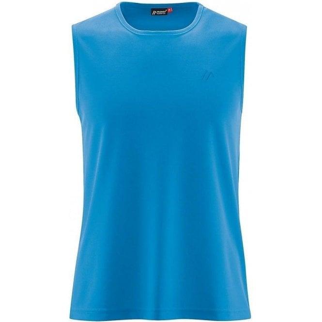 Maier Sports Men's Peter Sleeveless T-shirt