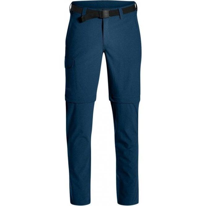 Maier Sports Men's Torid Slim Zip Off Pant - Size 50 (Medium, Regular Leg)