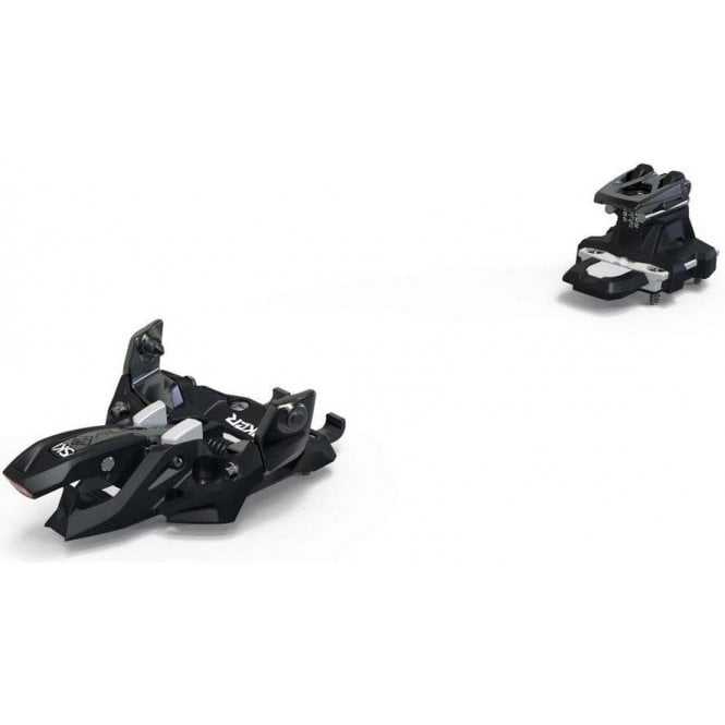 Marker Alpinist 12 Ski Touring Bindings - Black/Titanium