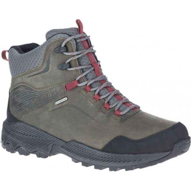 Merrell Men's Forestbound Mid Waterproof - Merrell Grey