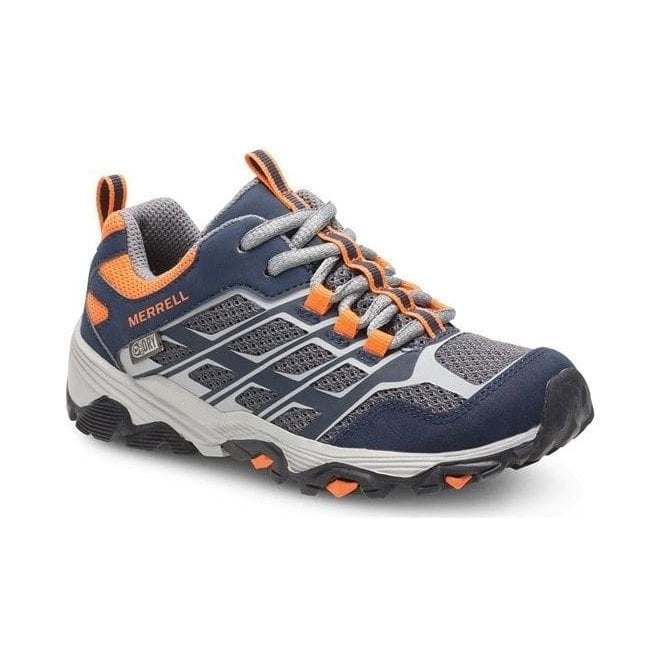 Merrell Kids Moab Low FST Waterproof