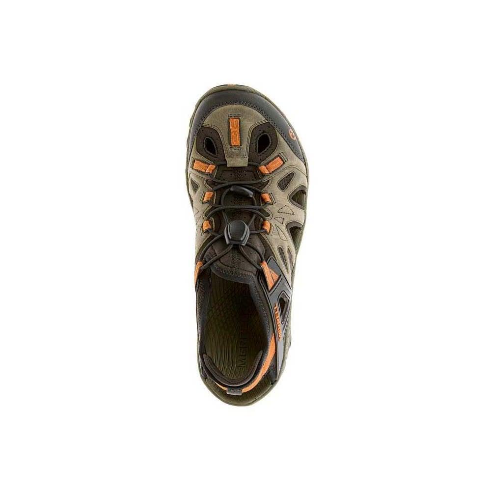 Merrell Men S All Out Blaze Sieve Sandal