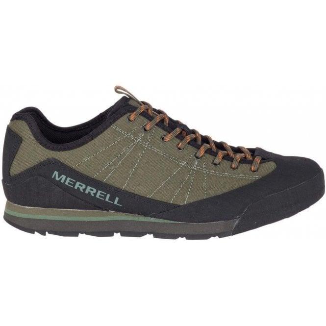 Merrell Men's Catalyst Canvas Walking Shoe