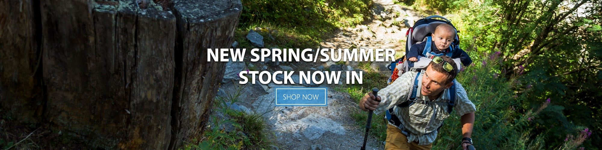 New Spring/Summer Stock Now In - 2017