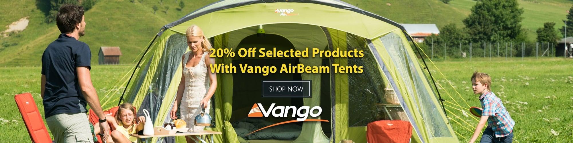 Vango AirBeam Offer 2017