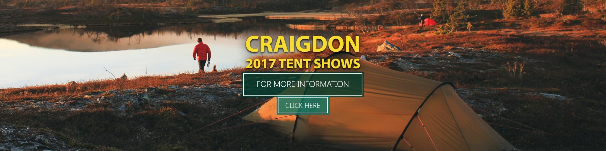 Craigdon 2017 Tent Shows