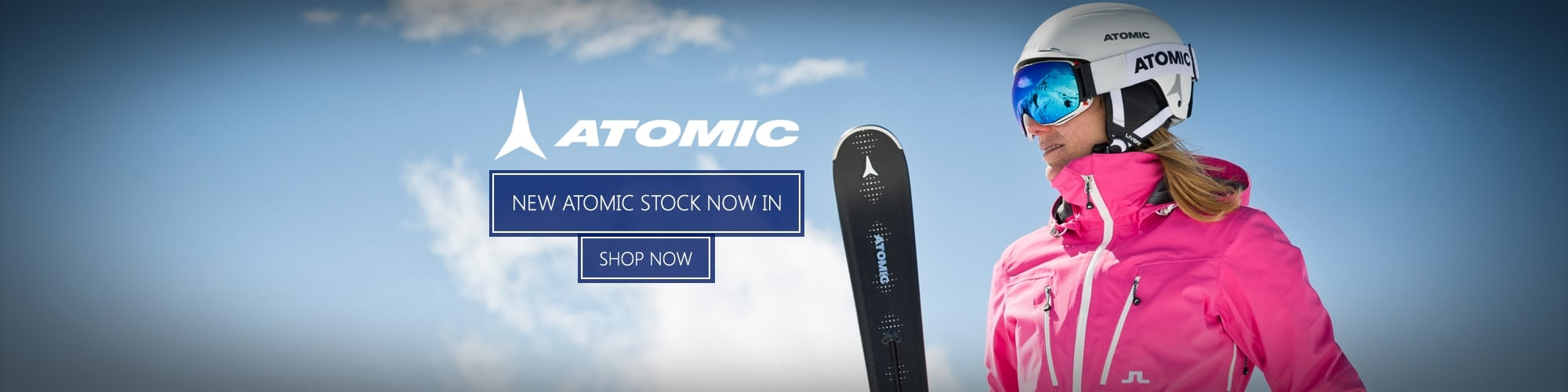 New Atomic Stock Now In