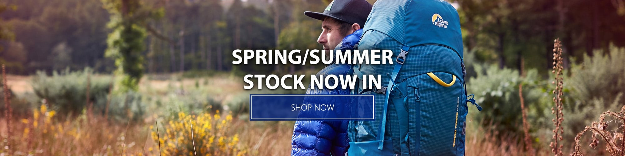 Spring/Summer 2018 Stock Now In