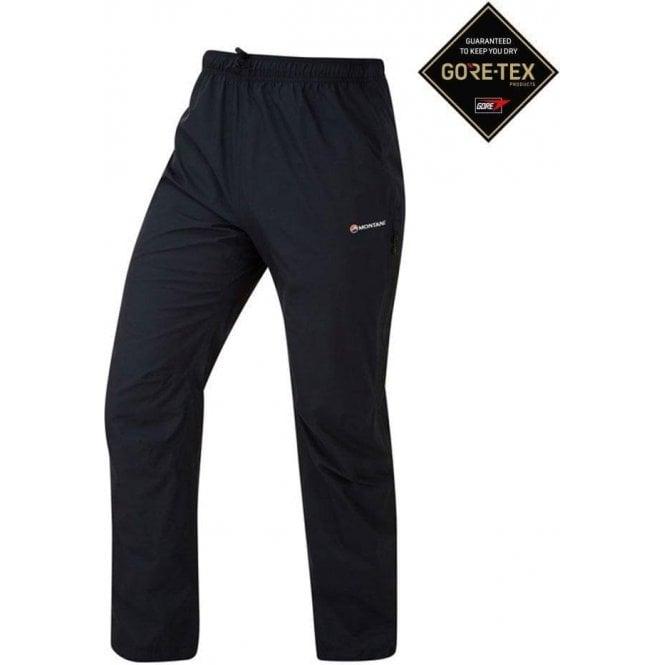 Montane Men's Pac Plus Waterproof Trousers - Short