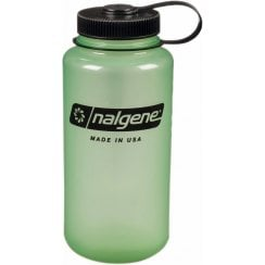 Wide Mouth Tritan 1 Litre - Green Glow