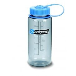 Wide Mouth Tritan Bottle 500ml - Grey
