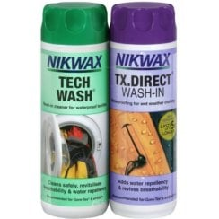 Twin Tech Wash and TX.Direct Wash 2 x 300ml
