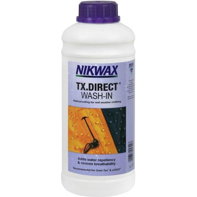 NikWax TX Direct Wash 1 Litre