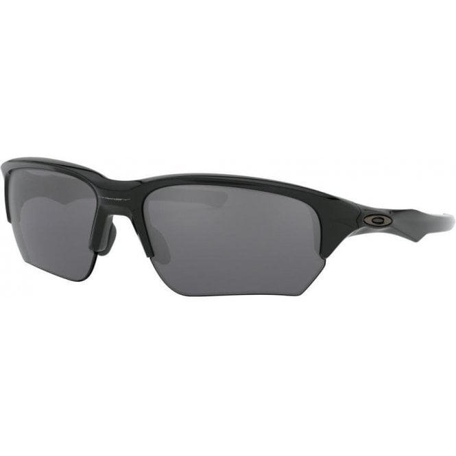 Oakley Flak® Beta Polished Black - Black Iridium Lens