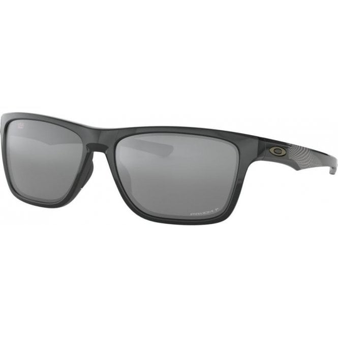 Oakley Holston Polished Black - Prizm Black Polarized Lens