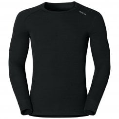 Men's Long Sleeve Crew Neck Warm Shirt