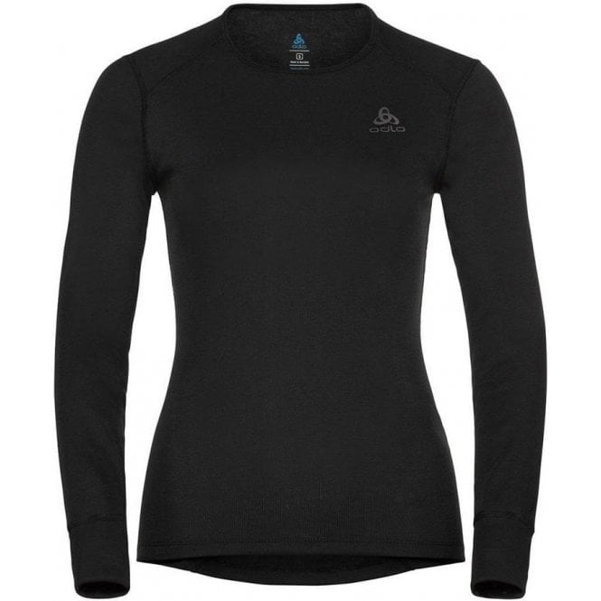 Odlo Women's Active Warm Eco Long Sleeve Base Layer