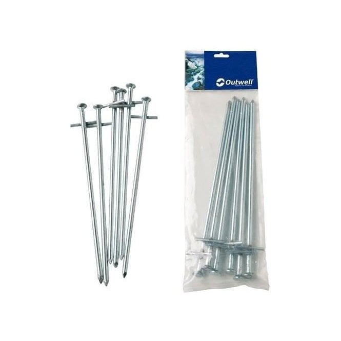 Outwell Tarzan Rock Pegs - 6 Pack