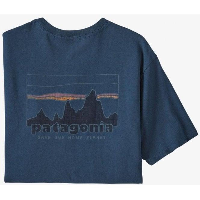 Patagonia Men's '73 Skyline Organic T-shirt