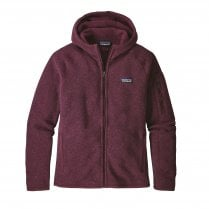 Women's Better Sweater Full-Zip Fleece Hoody