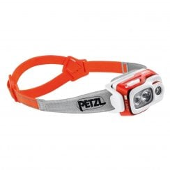 Swift Reactive Light Head Torch, 900 Lumens Orange